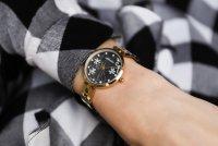 Zegarek damski Adriatica  bransoleta A3741.114MQ - duże 3