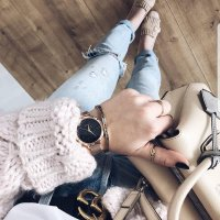 Adriatica A3787.9114Q Bransoleta Fashion zegarek damski elegancki mineralne