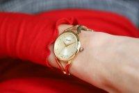 Adriatica A3796.1111Q Bransoleta elegancki zegarek złoty