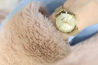 Adriatica A3730.1141Q zegarek złoty klasyczny Damskie bransoleta