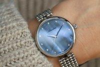 zegarek Adriatica A3731.514BQ srebrny Damskie