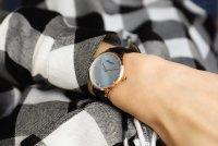 Adriatica A3572.924ZQ Fashion Pasek klasyczny zegarek różowe złoto