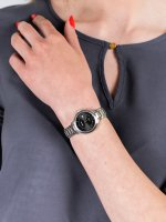 Adriatica A3182.4116Q damski zegarek Tytanowe bransoleta