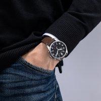 zegarek Aerowatch 79990-AA03 srebrny Les Grandes Classiques