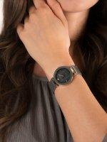 Anne Klein AK-1018RGGY damski zegarek Bransoleta bransoleta