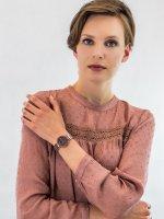 Anne Klein AK-1018RGMV zegarek damski Bransoleta