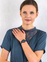 Anne Klein AK-1018RGNV zegarek damski Bransoleta