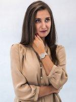 Anne Klein AK-1018RGTN zegarek damski Bransoleta