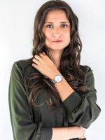 Zegarek damski Anne Klein Bransoleta AK-1363SVSV - duże 4