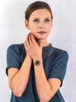 Zegarek damski Anne Klein Bransoleta AK-1906NVGB - duże 4