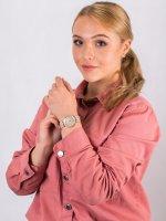 Zegarek damski Anne Klein Bransoleta AK-2130TNGB - duże 4
