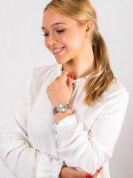 Zegarek damski Anne Klein Bransoleta AK-2231SVRT - duże 4