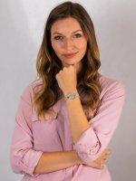 Zegarek damski Anne Klein Bransoleta AK-2660TNGB - duże 4