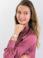 Zegarek damski Anne Klein Bransoleta AK-2672LPGB - duże 4