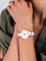 Zegarek damski Anne Klein Bransoleta AK-2672WTRG - duże 5