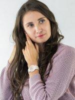 Anne Klein AK-2834LPGB zegarek damski Bransoleta