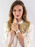 Anne Klein AK-2952WTRG zegarek damski Bransoleta