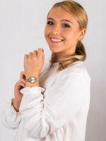 Anne Klein AK-3003SVTT zegarek damski Bransoleta
