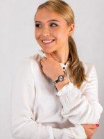 Zegarek damski Anne Klein Bransoleta AK-3151SVTT - duże 4