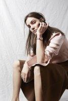 zegarek Anne Klein AK-3168RGRG kwarcowy damski Bransoleta