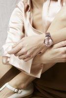 Anne Klein AK-3168RGRG zegarek różowe złoto fashion/modowy Bransoleta bransoleta