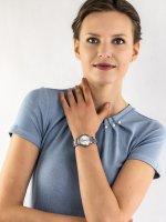 Anne Klein AK-3169SVSV zegarek damski Bransoleta