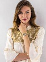 Anne Klein AK-3258TNGB zegarek damski Bransoleta