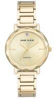 Zegarek damski Anne Klein  bransoleta AK-3278CHGB - duże 1