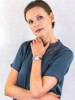 Zegarek damski Anne Klein Bransoleta AK-3279SVSV - duże 4
