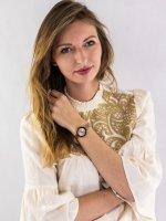Anne Klein AK-3386RGRG zegarek damski Bransoleta