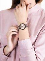 Zegarek damski Anne Klein Bransoleta AK-3485RGRT - duże 5