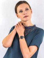 Anne Klein AK-3507GYSV zegarek damski Bransoleta