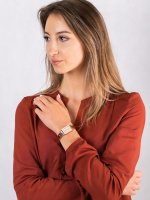 Anne Klein AK-3600BMRG zegarek damski Bransoleta