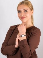 Zegarek damski Anne Klein Bransoleta AK-3605MPRT - duże 4