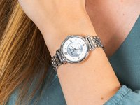 Zegarek damski Anne Klein Bransoleta AK-3631MPSV - duże 6