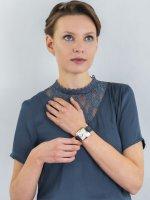 Zegarek damski Anne Klein Pasek AK-2740CHBL - duże 4