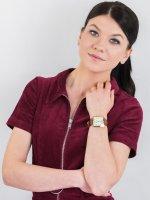 Anne Klein AK-2740CHBN zegarek damski Pasek