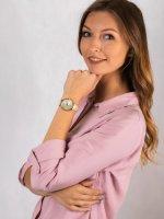 Anne Klein AK-2790IMIV zegarek damski Pasek