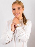 Anne Klein AK-3252WTBK zegarek damski Pasek