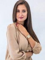 Anne Klein AK-3380CHWT zegarek damski Pasek