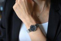 Atlantic 29035.41.61 Elegance elegancki zegarek srebrny