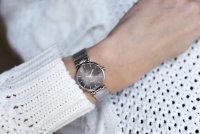 Atlantic 29035.41.61 Elegance zegarek damski elegancki szafirowe