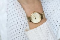Atlantic 29037.45.31MB zegarek damski elegancki Elegance bransoleta
