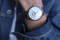 zegarek Atlantic 29038.41.21MB srebrny Elegance