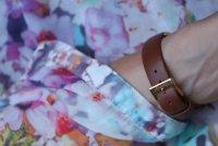 Atlantic 29038.44.08L Elegance zegarek damski klasyczny szafirowe