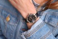 Atlantic 29038.44.67L Elegance zegarek damski klasyczny szafirowe