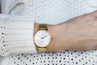Atlantic 29038.45.21MB zegarek złoty klasyczny Elegance bransoleta