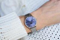Atlantic 29040.41.57MB zegarek srebrny klasyczny Elegance bransoleta