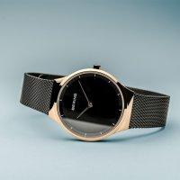 Bering 12131-162-CZ Classic zegarek damski fashion/modowy szafirowe