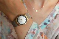 Zegarek damski Bering classic 12927-001 - duże 5